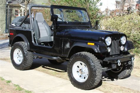 Jeep Cj7 4 2 Engine 1980 Jeep Cj7 New 4 2 Engine With Clifford Performance 6