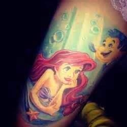 59 breathtaking little mermaid inspired tattoos tattooblend