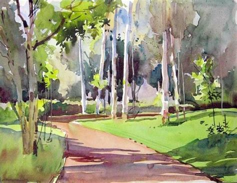 painting of milind mulick watercolor paintings