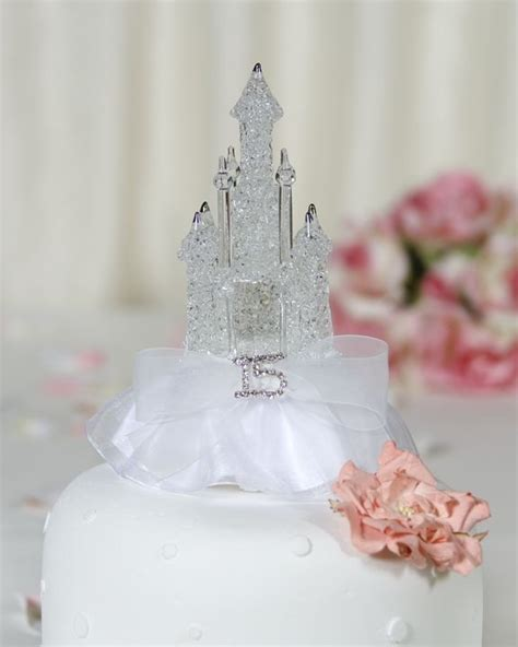 quinceanera castle themes disney themed sweet sixteen pin cinderella castle made