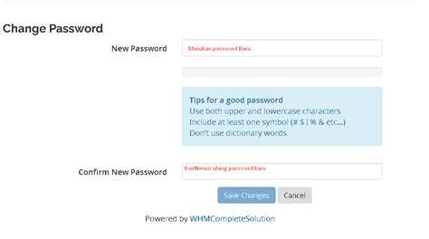 membuat database di account hosting 3 rumahweb s news reset password panel wordpress hosting rumahweb s news