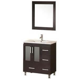 Home Depot Design Element Vanity by Design Element Stanton 32 In W X 18 In D Vanity In