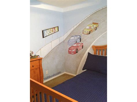 nascar wall murals transportation wall murals exles of transportation