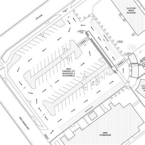 new layout for small denver bakery evstudio architect parking lot plan for denver montclair international school