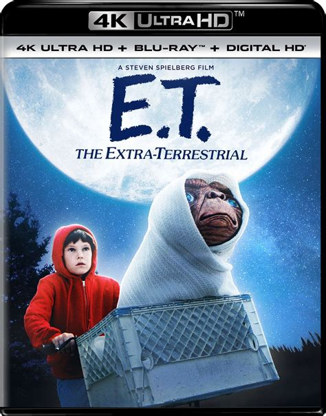 E T The Terrestrial e t the terrestrial dvd release date