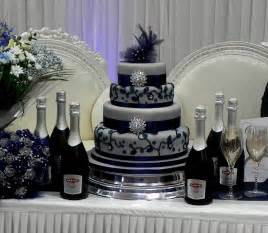 navy blue and silver wedding themes navy blue and silver wedding decorations wedding decoration