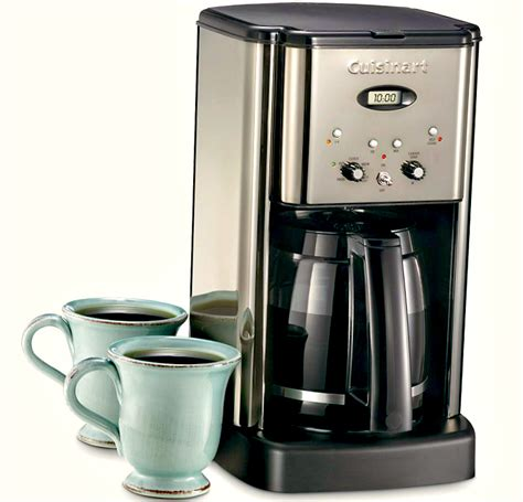 cuisinart coffee maker   tips for life