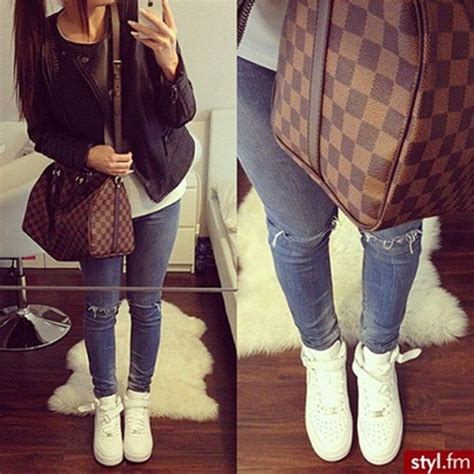 nike air force  cute outfits pinterest pants