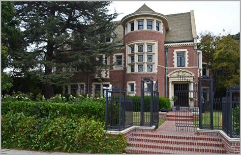 ahs murder house the real quot american horror story quot murder house in l a