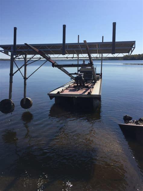 boat dock removal maintenance repair coopers boat docks