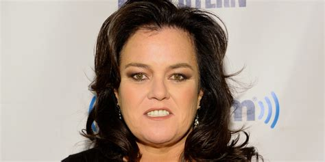 Rosie Odonnell Is Staying On The View For Now by Rosie O Donnell Donald S Comments Were Most