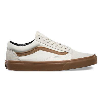 Vans Oldskool Whitegum Premium Bnib gum sidestripe skool shop classic shoes at vans