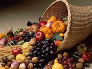 harvest cornucopia thanksgiving harvest ecard puzzles gallery