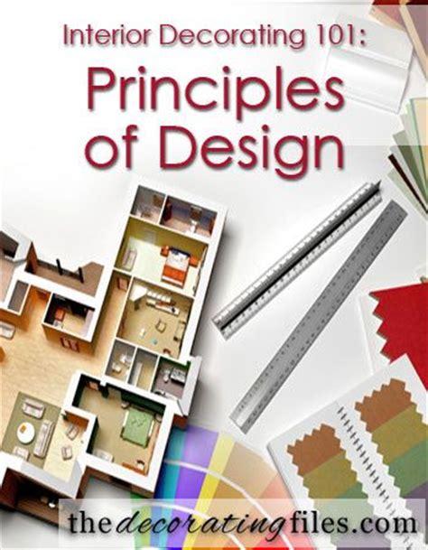 basic interior design principles best 25 principles of design ideas on pinterest