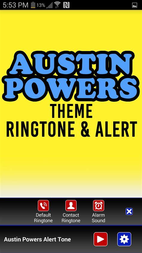amazing themes ringtone amazon com austin powers theme ringtone appstore for android