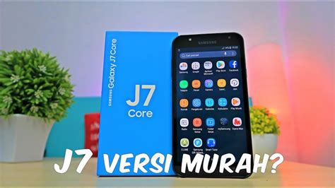 Samsung J7 Yang Biasa samsung galaxy j7 unboxing indonesia