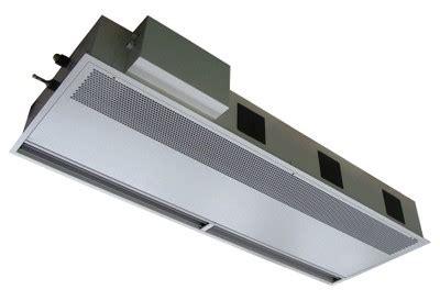 air curtain unit air curtain vrf