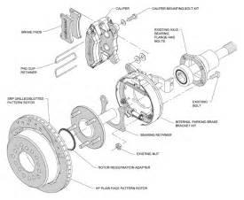 Brake Line Diagram 1999 Chevy Malibu Wilwood Disc Brake Kit 65 69 Ford Mustang 11 Quot Black Drl Ebay