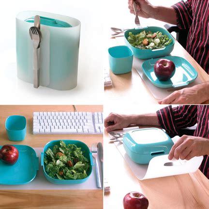 pranzo in ufficio set porta pranzo