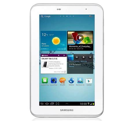 Tablet Samsung 2 Wifi samsung galaxy tablet 2 7 0 wi fi 3g caratteristiche