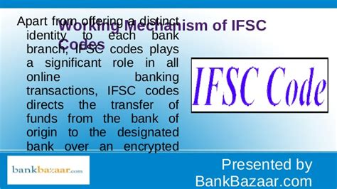 what is the meaning of ifsc code in bank sbi ifsc and micr code