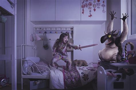monster bedroom bedroom monsters series2 fubiz media