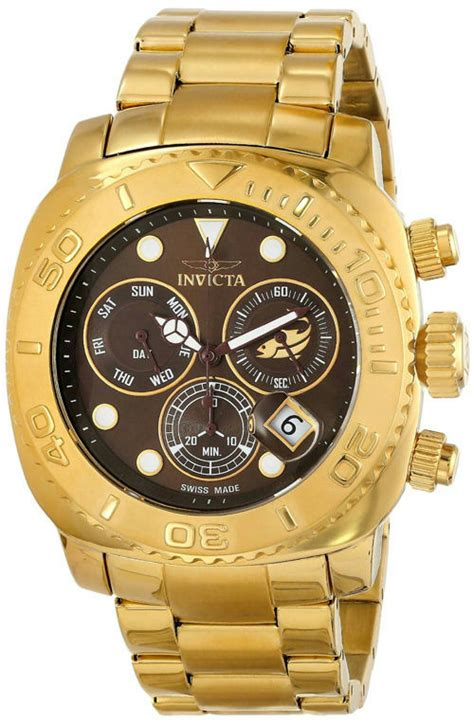 invicta 14651 48mm australian pro diver swiss made