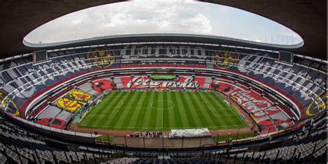 cabecera estadio azteca centenario aumento am 233 rica eleva en 100 por ciento los