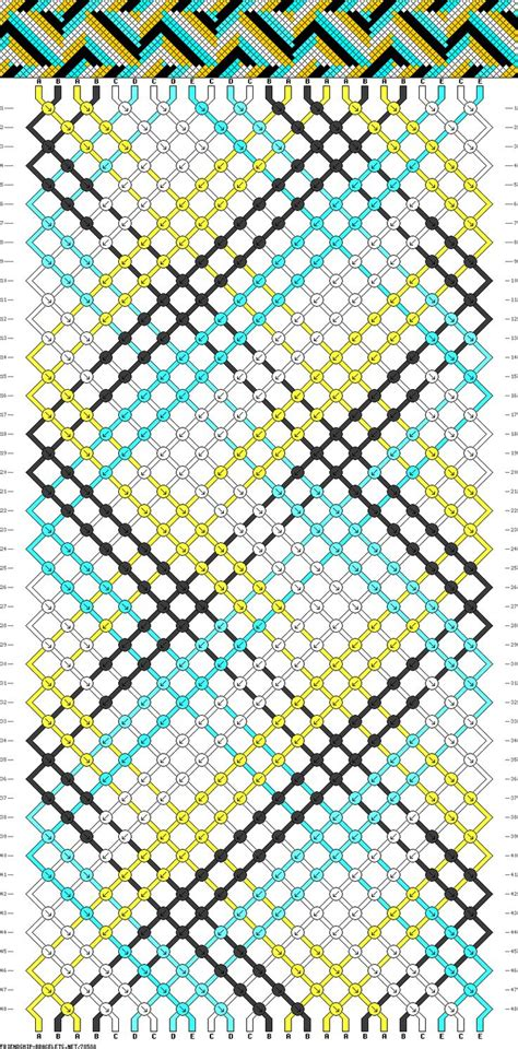 Cool Macrame Bracelet Patterns - 705 best images about macram 233 on friendship