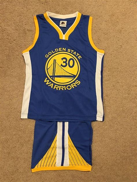 stephen curry 30 golden state warriors youth boys