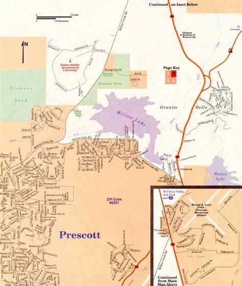 map of arizona prescott 49 best images about prescott valley az our furture home