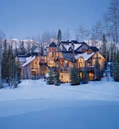 winter homes winter house goodsy