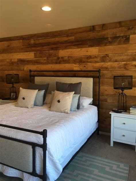 Stained Shiplap Ash And Walnut Llc Custom Built Ins For Your Home 116