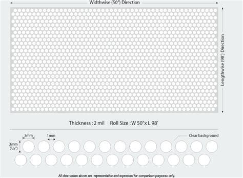 dot pattern window film loview white dot window films