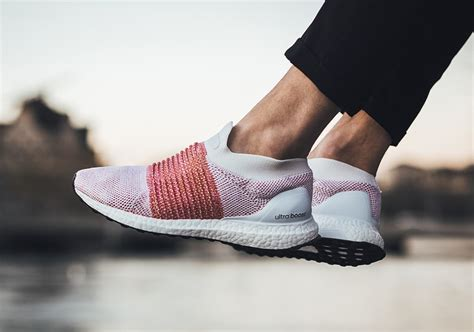 adidas ultra boost laceless adidas ultra boost laceless trace scarlet bb6136 available
