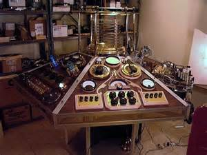 Room And Board Media Console - steampunk tardis console whovian finds pinterest