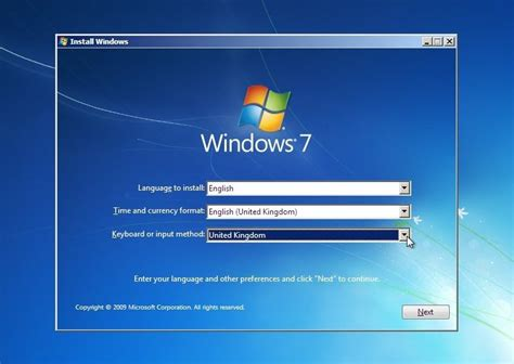 drive windows 7 ultimate fresh clean install of windows 7 on a new hard drive