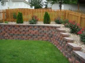Design For Diy Retaining Wall Ideas Front Yard Retaining Wall Designs Home Design Home Design
