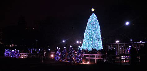 list of sources of the national christmas tree united