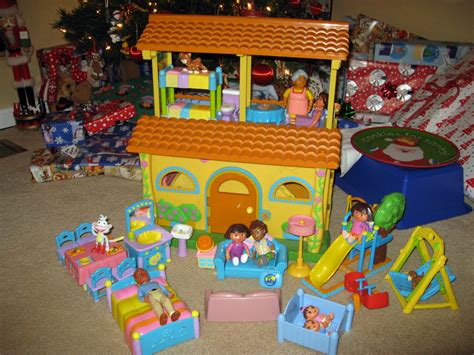 dora doll house moneywise mom santa can be frugal too multiples and more