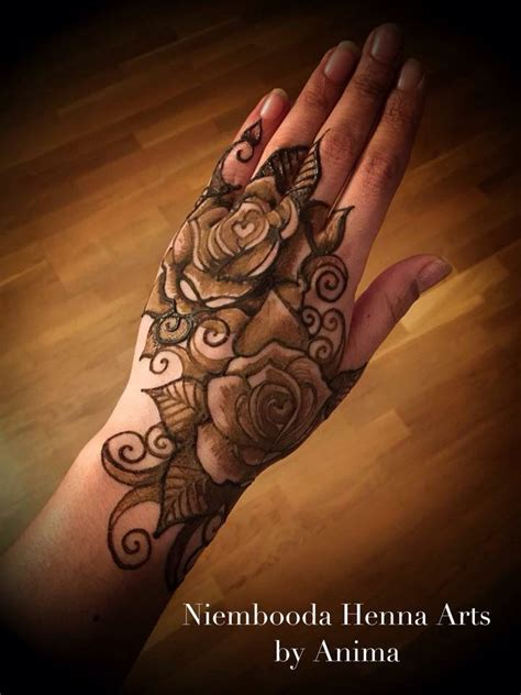 rose henna tattoo the 25 best henna ideas on henna