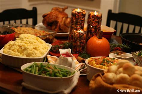 thanksgiving dinner ideas modern home exteriors