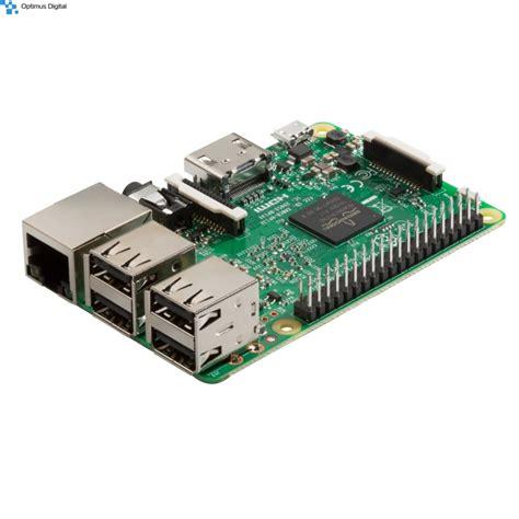 Raspberry Pi 3 Model B raspberry pi 3 model b