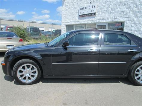 2008 Chrysler 300 Limited by 2008 Chrysler 300 Limited Guelph Ontario Used Car For