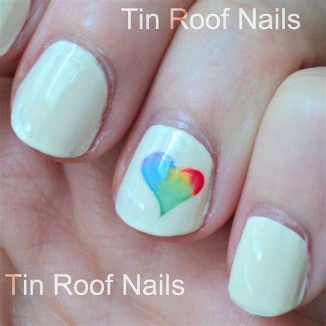 craft nail scotch tape zebra print manicure 42 best pride manicures images on pinterest nail design