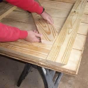how to build a barn door come costruire una porta porte costruzione porta