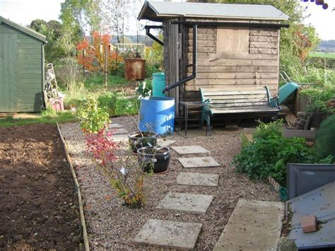 Shed Area by Allotment Shed Ideas Trick And Learn