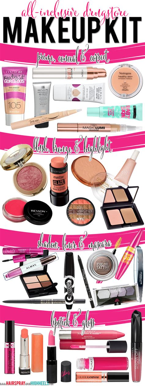 the best drugstore lipsticks of all time breaking news all inclusive drugstore makeup kit hairspray and highheels