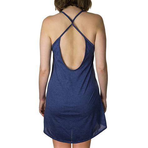 Dress Singha Navy corona s navy blue halter top tank top dress