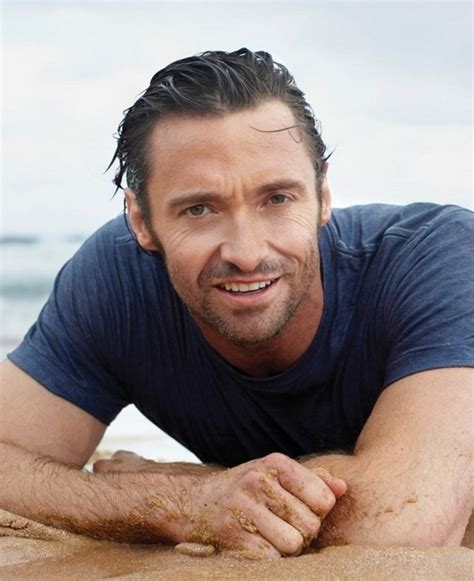 Hugh Jackman Hairstyle by Hugh Jackman Hairstyles
